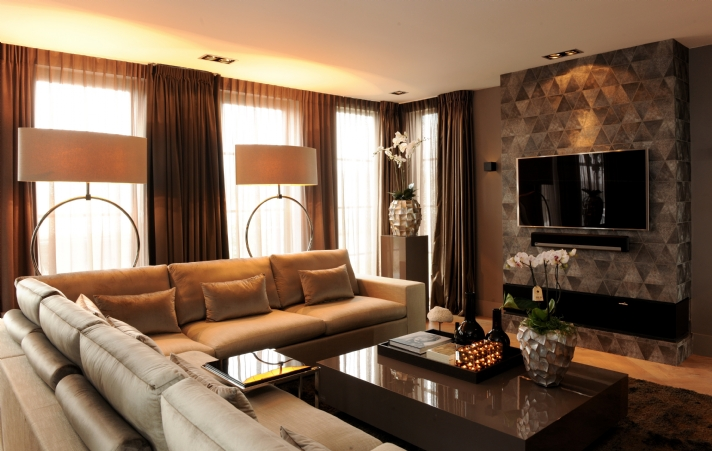 Sofa standard hoekopstelling  Eric Kuster  Status Living Rotterdam
