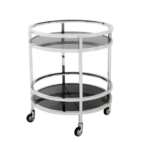 Drinktrolley Dakota Round 60 cm