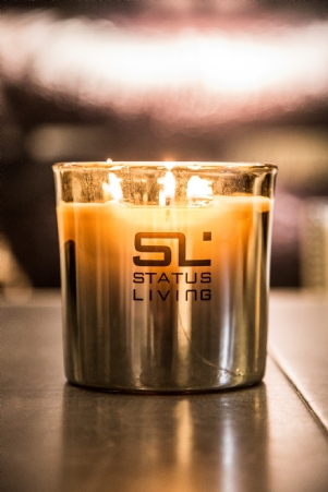 Status Living Candle