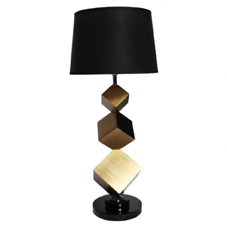 Tablelamp Cube Gold