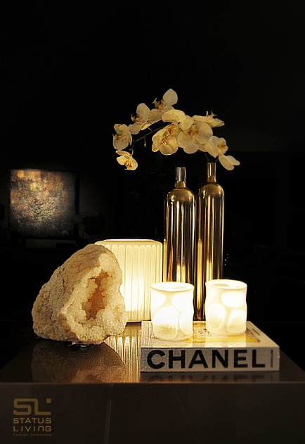Setting white - gold  van Diversen
