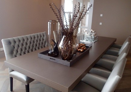 Avalon Dining table  van Eric Kuster