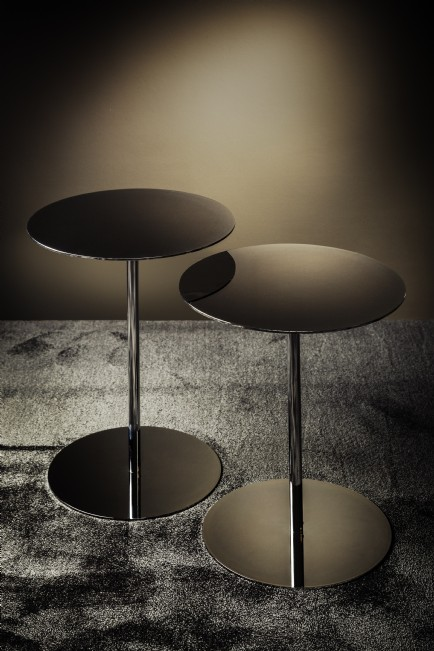 Savoy set tables chrome  van Eric Kuster