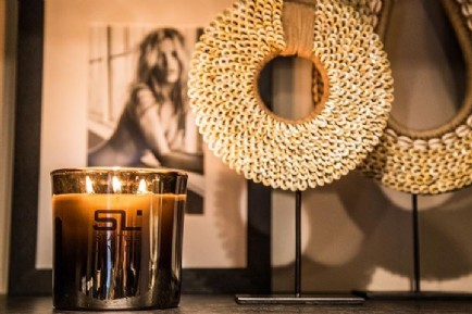 Geurkaars Status Living van Private Label SL